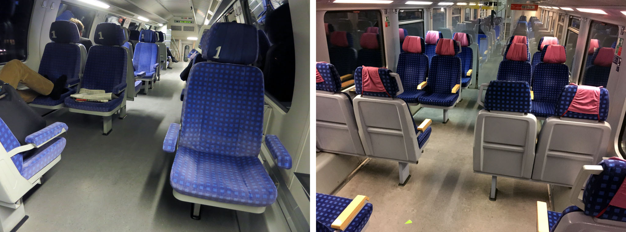 From the province to the big city  Travelling with Deutsche Bahn