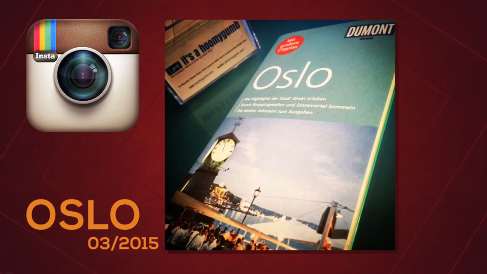 Oslo 03/2015 via Instagram